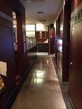 ロビー廊下