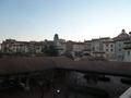 イタリアの街並みをイメージした外観