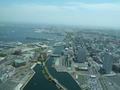 赤レンガも大桟橋もベイブリッジも横浜スタジアムも見える!