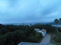 伊勢志摩湾も見えます。