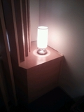 室内の照明