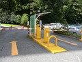 駐車場 ゲート