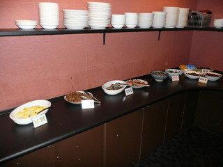 2階レストラン「川」