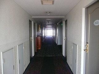 8階 廊下