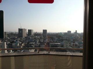 8階 眺望