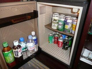EXフロアスタンダードダブル 冷蔵庫内