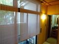 部屋のカーテン