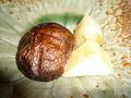 椎茸とジャガイモ