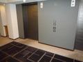 16階のエレベータ前