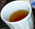 食後の御茶