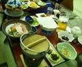 地元の食材の料理
