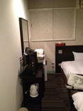 高松駅前の奇麗な格安ビジネスホテルです