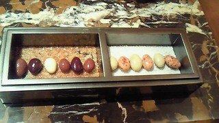 チョコのサービス