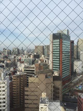 24階からの眺め