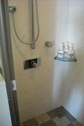 エミオンの室内シャワー