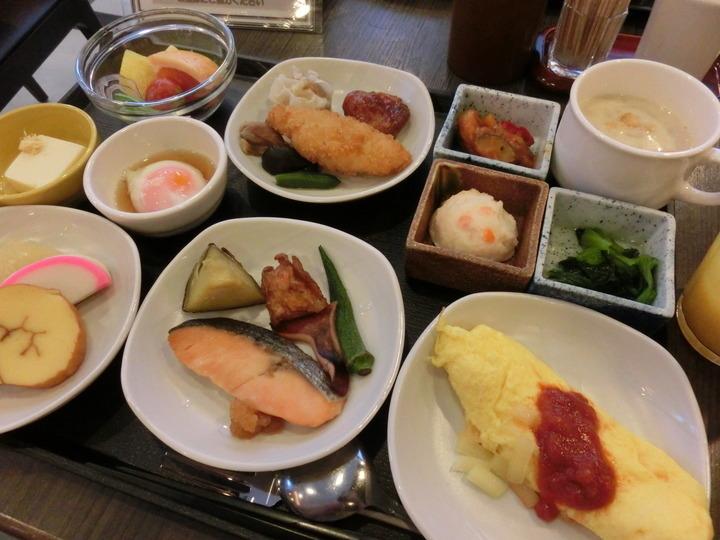 「天然温泉 神威の湯 ドーミーイン旭川 朝食」の画像検索結果
