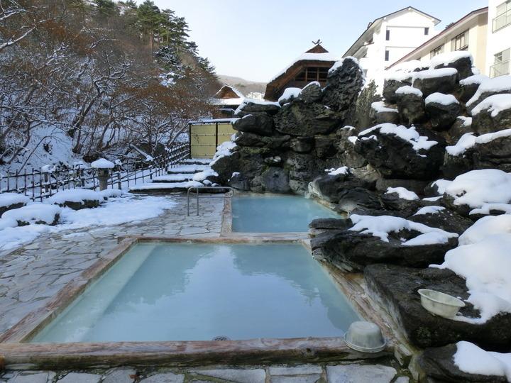 天渓の湯(露天風呂)