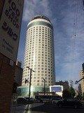 札幌の高層ホテル
