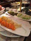 館内レストラン「ル・シェッド」のスイーツブッフェ