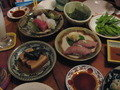 沖縄料理です。