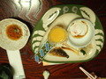 子供用の朝食です