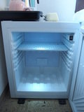 冷蔵庫の中です