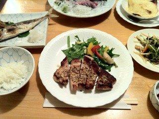 大晦日の夕飯