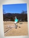 川場田園プラザのバードゴルフ