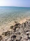 竹富島の海岸