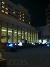 サンルートプラザ東京中庭