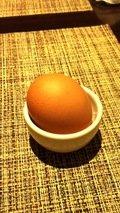 地獄蒸し卵