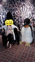 大きなペンギン