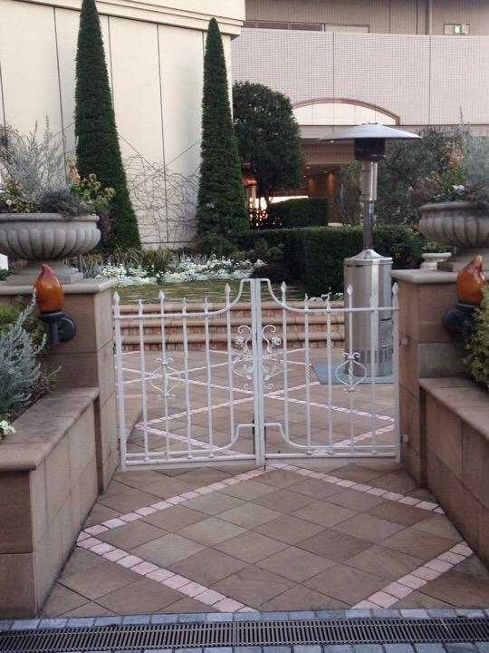 ガーデンへの入り口