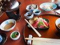 「日本料理 神島」での和食会席は主人も私も大満足で大満腹!