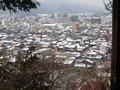 高台からの冬景色!