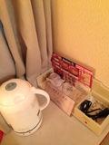 湯沸かし器などもある