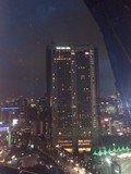 東京ドームホテル夜