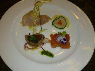 フランス料理前菜②