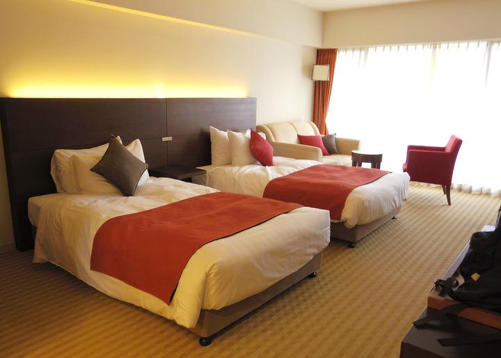 お部屋が広いカジュアルホテル