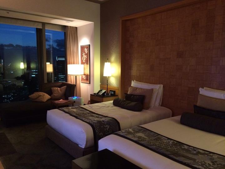 落ち着いた雰囲気のラグジュアリーホテルです!