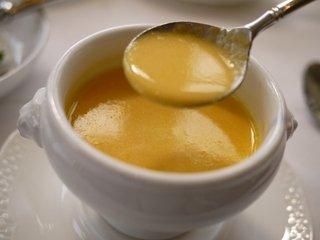 スープが美味しい、本物のオーベルジュ