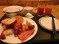 レストラン シャングリ・ラの朝食
