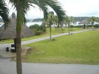 アクアベルからの外の風景