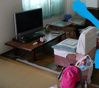 TVはこんな感じです。