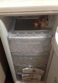 エレベーターホールに氷専用の冷凍庫あり