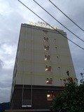 ホテル側面外観