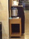 ウェルカムティーサービスの給茶器