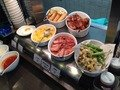 朝食バイキング洋食総菜コーナー