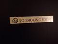 禁煙室表示
