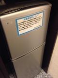 ミニキッチン大型冷蔵庫